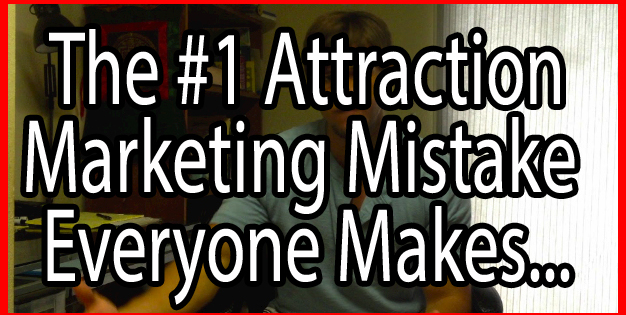 Attraction Marketing Image