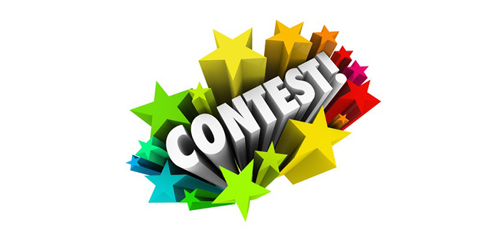 26955086 - contest word in 3d letters to announce exciting news of a raffle, drawing, game or competiton for you to enter and hopefully win a prize or jackpot